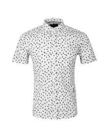 Religion Mens White Fragment Shirt