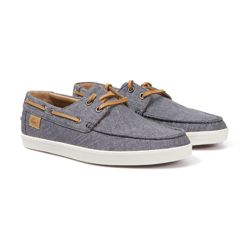 708df6f50dfd Lacoste Keellson 5 Canvas Boat Shoes
