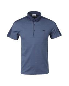 Lacoste Mens Blue DH8589 Polo Shirt