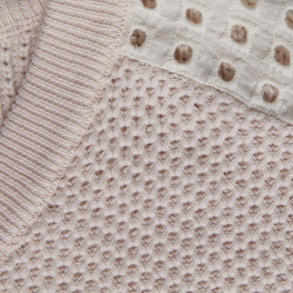 Summer Knit With Eyelet main image