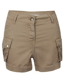 Barbour Heritage Womens Blue Crusader Short