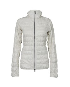 The North Face Womens Beige Mount Steele Insulated Jacket