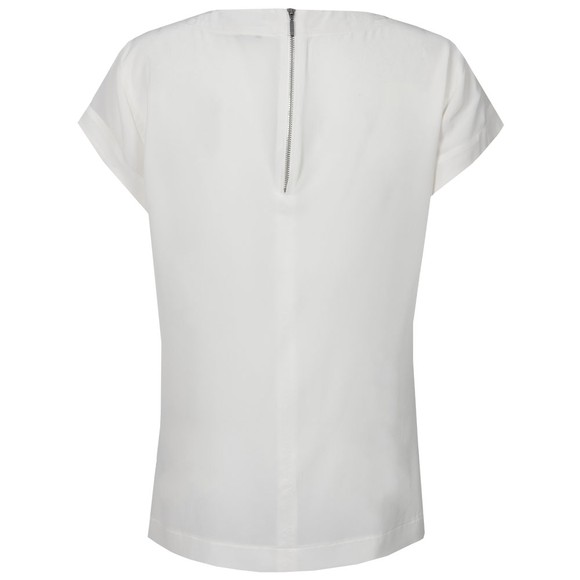 Barbour International Womens White Shadow Shirt main image