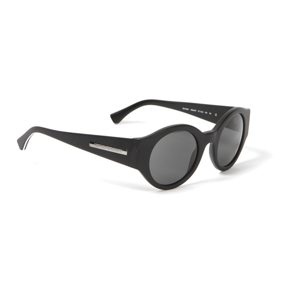 Emporio Armani Mens Black EA4044 Sunglasses main image