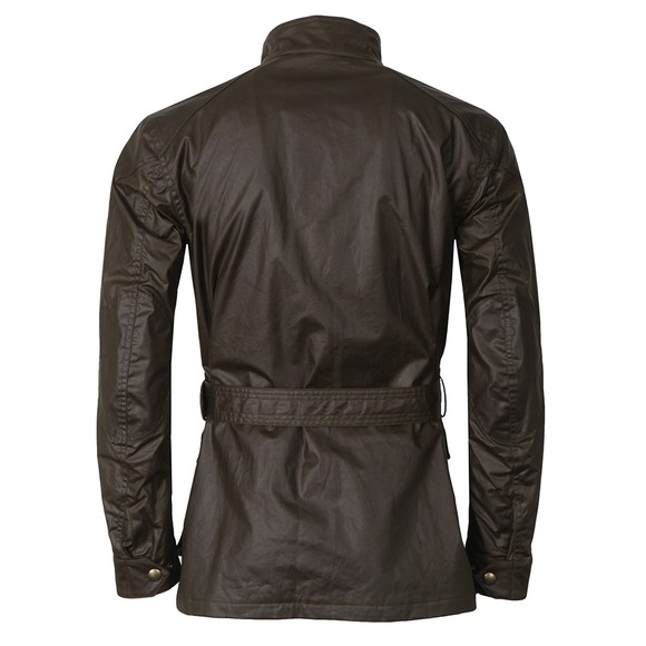 Belstaff Mens Green Roadmaster Jacket main image