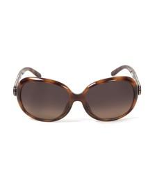 Chloé Womens Brown 19667 Sunglasses