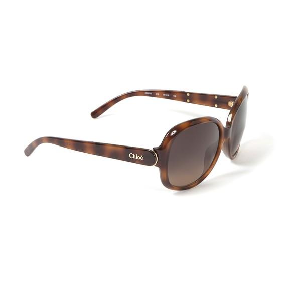 Chloé Womens Brown 19667 Sunglasses main image