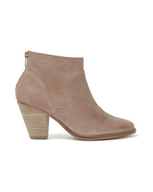 J Shoes Womens Beige Belgrave Ankle Boot