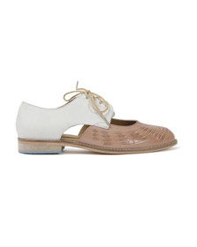 J Shoes Womens Off-white Harrow Shoe