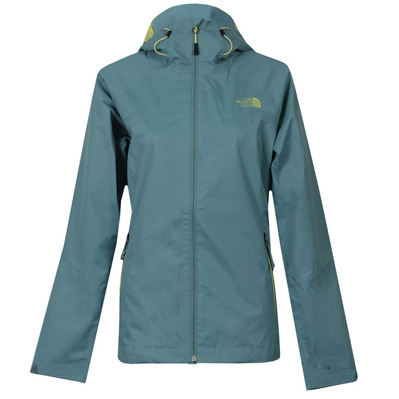 The North Face Womens Green Sequence Jacket