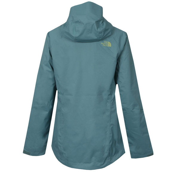 The North Face Womens Turquoise Sequence Jacket