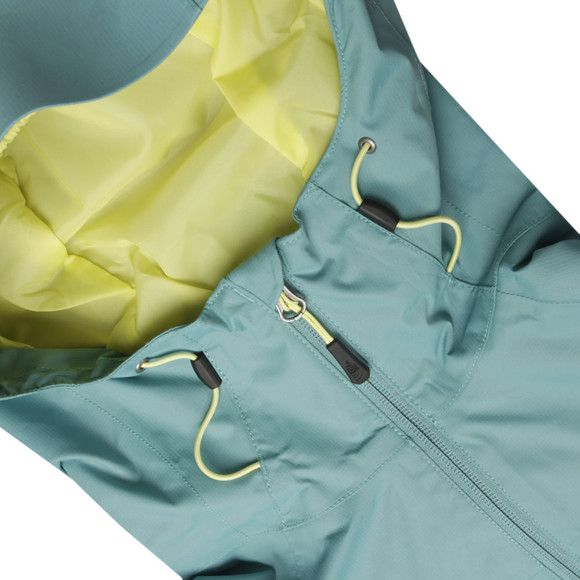 The North Face Womens Turquoise Sequence Jacket main image