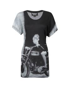 Barbour International Womens Black Sprint T Shirt