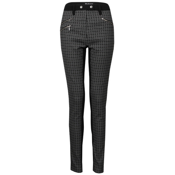 Barbour International Womens Black Folco Trouser main image