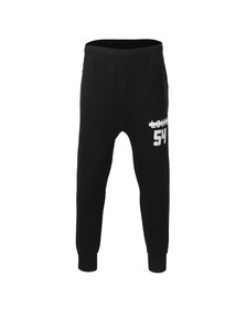 Cayler Mens Black Victoire Low Crotch Sweatpant