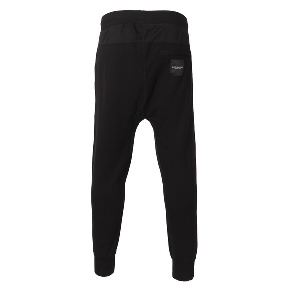 Cayler & Sons Mens Black Victoire Low Crotch Sweatpant main image