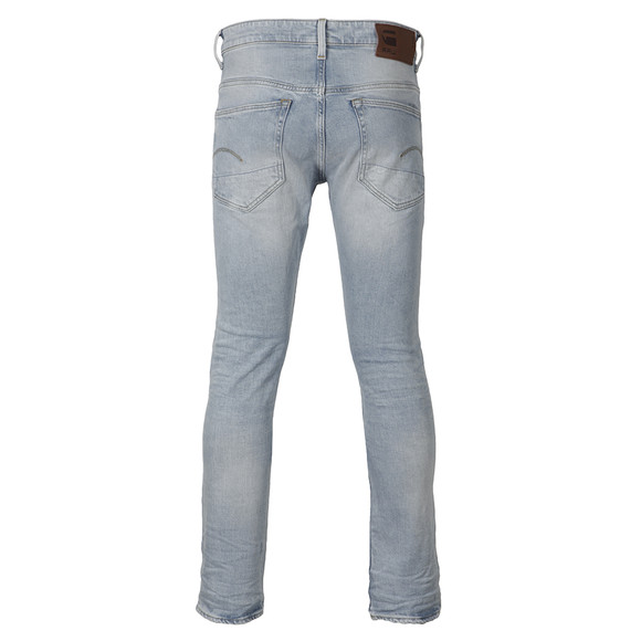 G-Star Mens Blue 3301 Tapered Jean main image