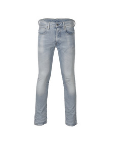 G-Star Mens Blue 3301 Tapered Jean