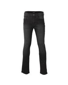 Waven Mens Black Verner Skinny Jean