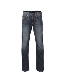 True Religion Mens Blue Geno Super T Jean