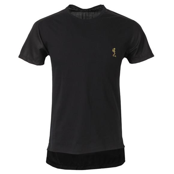 Religion Mens Black Closed Crew T Shirt main image