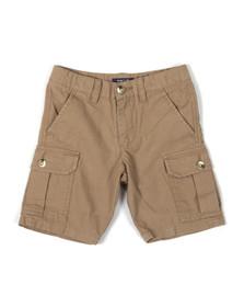 Gant Boys Beige C.W. Cargo Shorts
