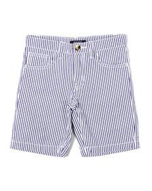 Gant Boys Blue Seersucker Shorts