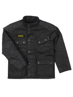 Boys Selkirk Wax Jacket