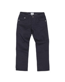 Armani Junior  Boys Blue A4J15 Lightweight Chino