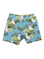 Tropical Bird Swim Short
