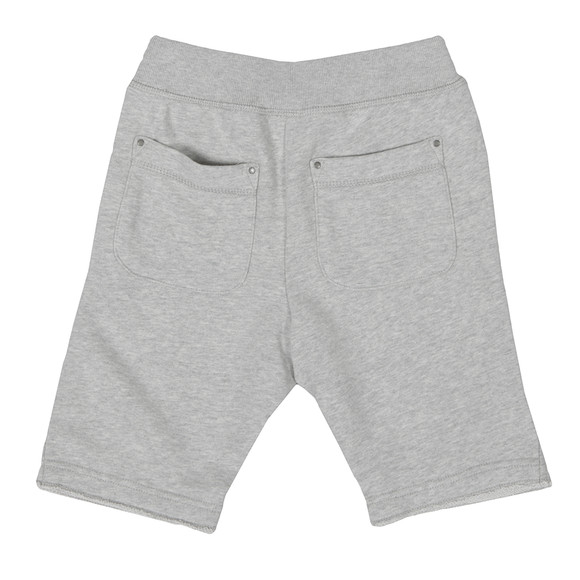Diesel Boys Grey Priciol Jersey Short main image