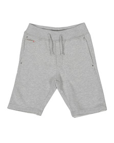 Diesel Boys Grey Priciol Jersey Short