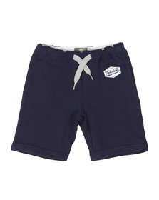 Timberland Boys Blue T24849 Jersey Short