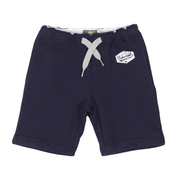Timberland Boys Blue T24849 Jersey Short main image