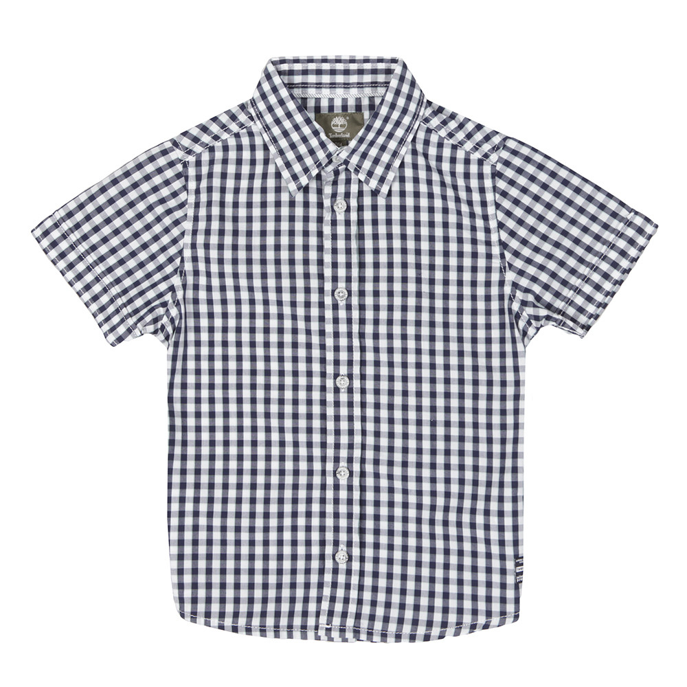 T25H61 Gingham Shirt main image