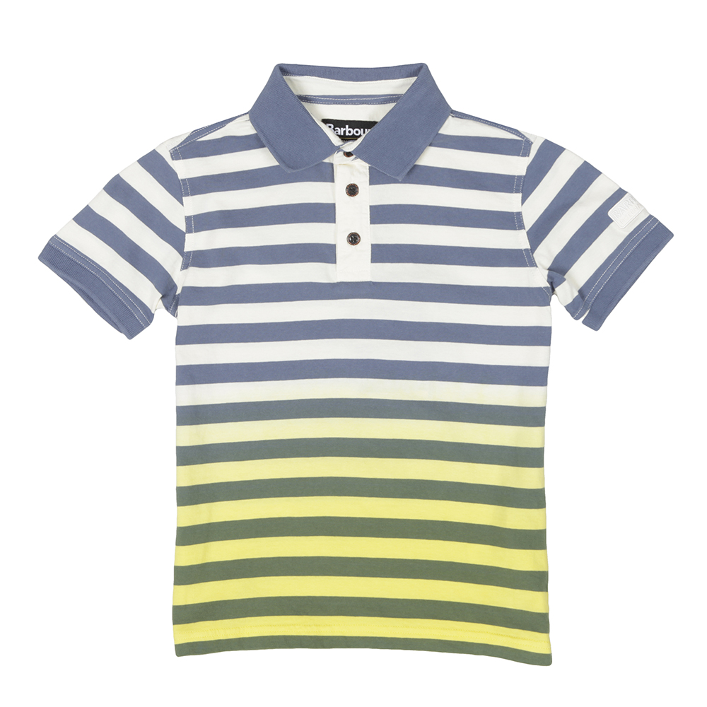 Ace Striped Polo Shirt main image