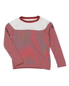 Barbour Lifestyle Girls Red Girls Hope Jumper