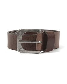 G-Star Mens Brown Zed Belt