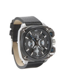 Diesel Mens Black BAMF DZ7345 Chronograph Watch