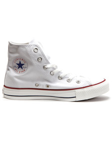 Converse Womens White All Star Hi Trainers