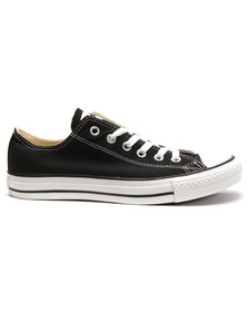 Converse Mens Black All Star OX Trainers
