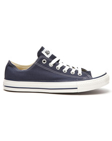 Converse Mens Blue All Star OX Trainers