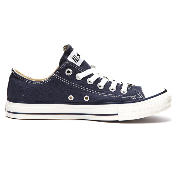 Converse Mens Blue All Star OX Trainers main image