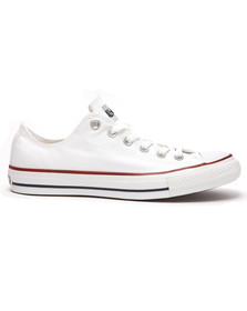 Converse Mens White All Star OX Trainers