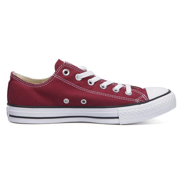 Converse Womens Red All Star OX main image