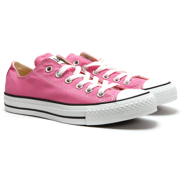 Converse Womens Pink All Star OX main image