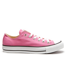 Converse Womens Pink All Star OX