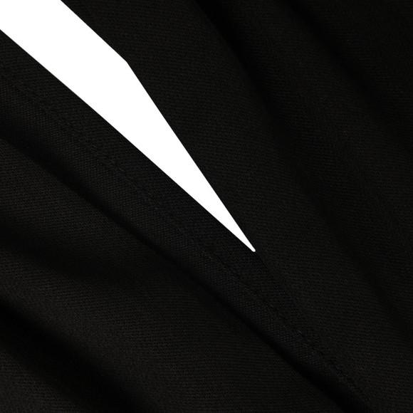 Michael Kors Womens Black Chain Neckline Dress main image