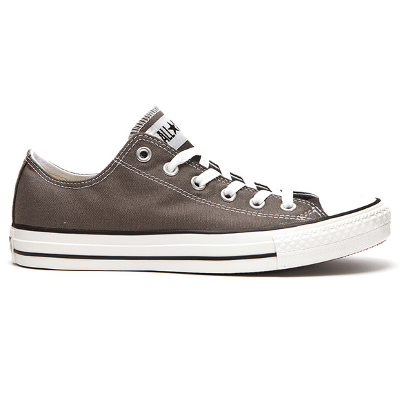Converse Womens Grey All Star Seasonal Ox main image