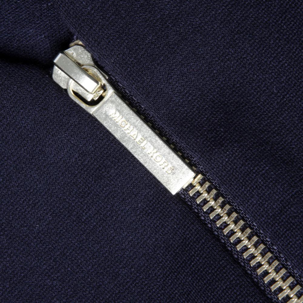 Sleeveless Flared Zip Dress main image